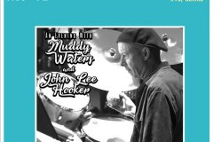 Craig Cafall Blues Band | An Evening with Muddy Waters & John Lee Hooker