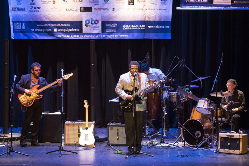Nov 15 | Tributo Leyendas del Blues | Blues Legends Tribute