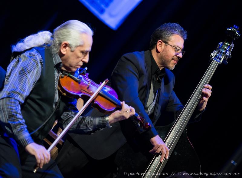 Nov 14 | Gypsy Jazz | Hot Club de San Miguel