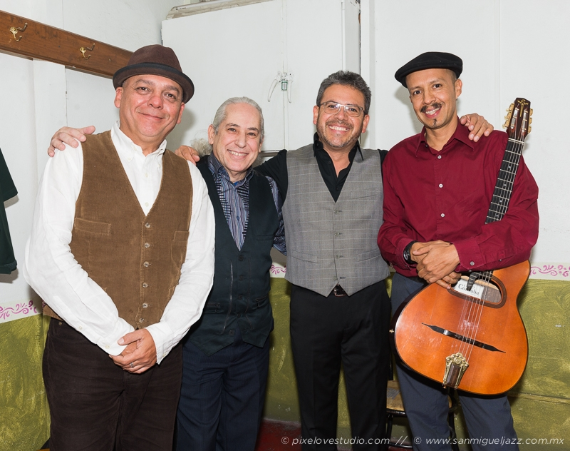 Nov 14 | Gypsy Jazz | Hot Club de San Miguel