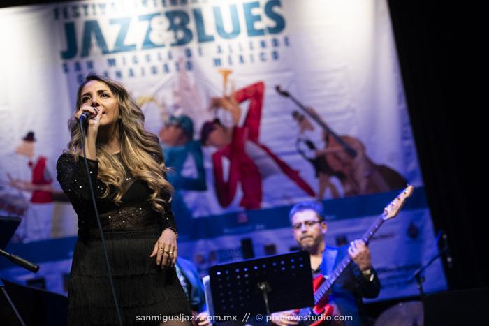 Nov 17 | Antonio Lozoya Jazz & Blues Collective