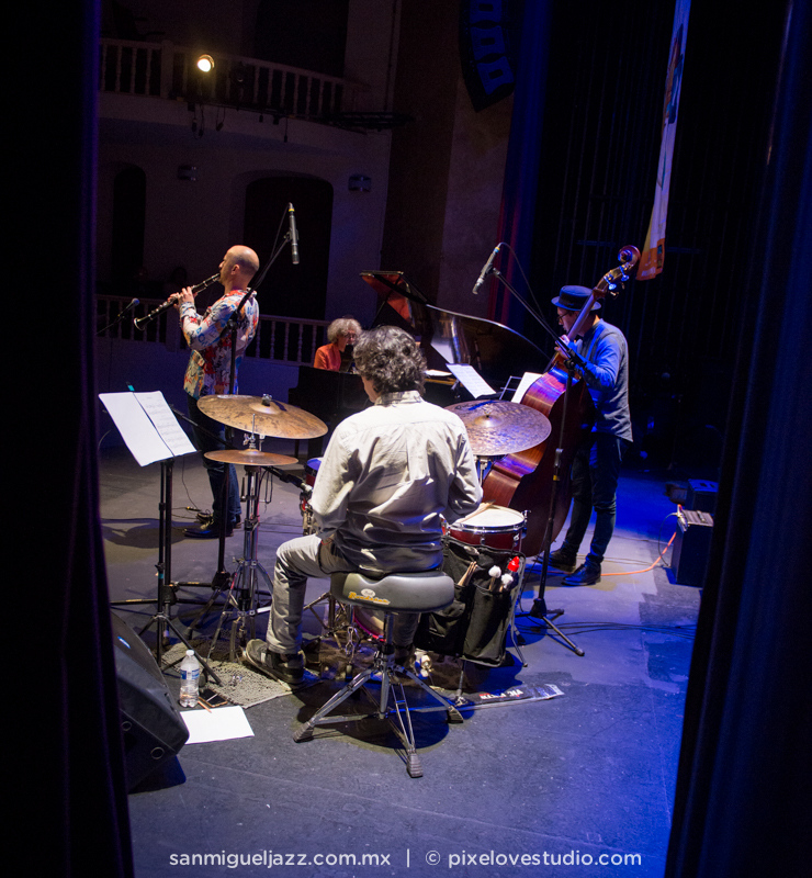 Nov 14 | Simon Wyrsch Jazz Quartet