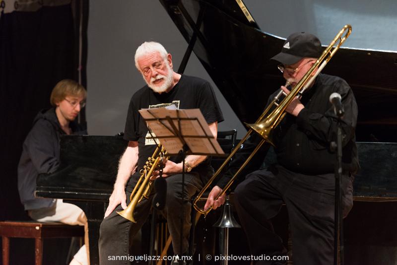 Nov 15 | Jazz Workshop with Bob Montgomery & Allen Hermann