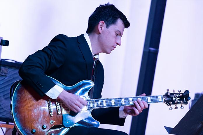 Andres Gandara, San Miguel Jazz Festival