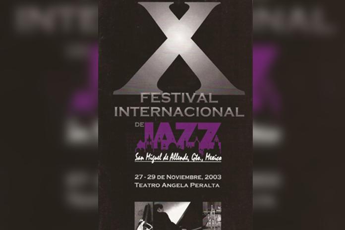 San Miguel Jazz Festival 2003