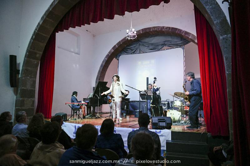 San Miguel Jazz Festival, concerts