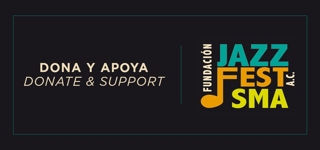 Donate and Support San Miguel Jazz Festival