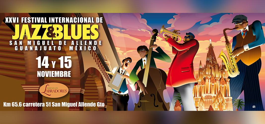 San Miguel Jazz Festival XXVI 2020 Noviembre 14-14