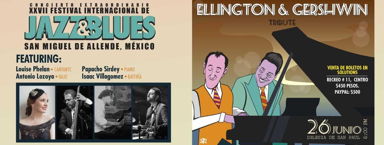 Ellington and Gershwin s Music Concert